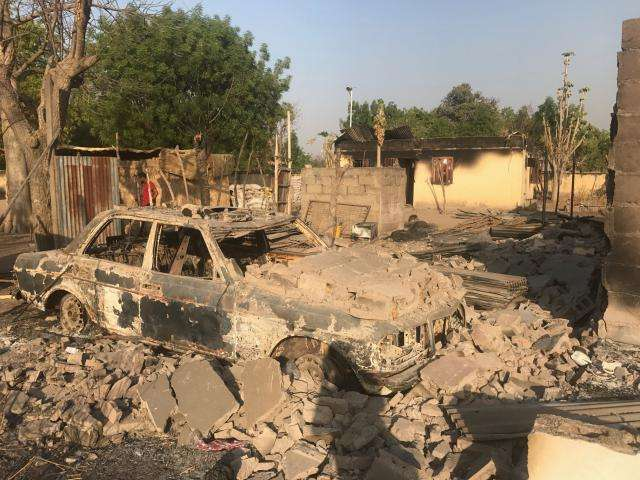 Nigerian air force killed dozens in attacks on villages: Amnesty