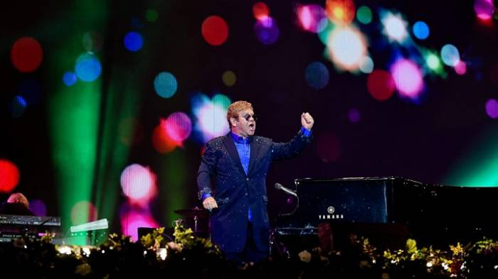Elton John to quit touring after almost 50 years