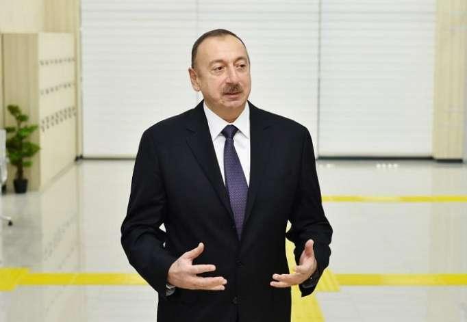 President: Azerbaijan's currency reserves reach $42 billion