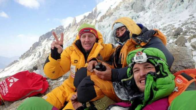 Polish team rescues French climber from Pakistan