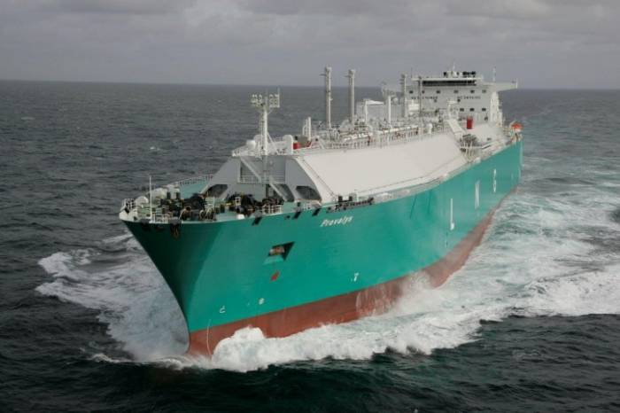 Second tanker with Russian gas may reach U.S. on Feb. 15