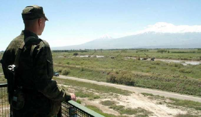 Azerbaijan developing new bill on Border Troops