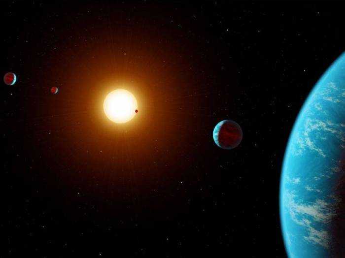 Citizen scientists discover new system with planets similar to Earth