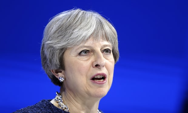 Theresa May told: raise your game in three months or face revolt