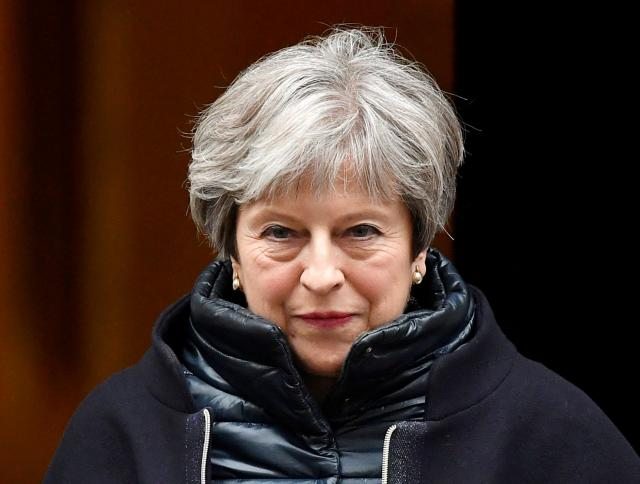 UK-U.S. relationship as strong as ever: British PM May
