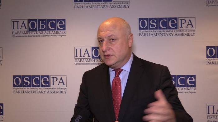 Protracted conflicts in OSCE area top priority for 2018 - OSCE PA President