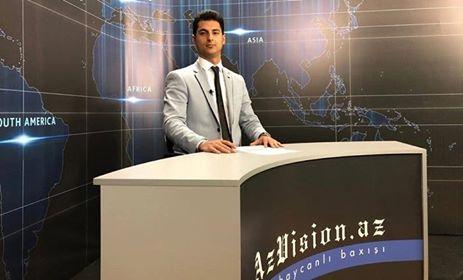 أخبار الفيديوباللغة الألمانية لAzVision.az -فيديو(12فبراير)