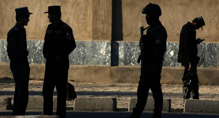 Suspected suicide blast rocks Afghanistan's Kabul