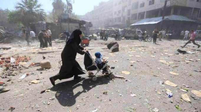 Russisches Militär warnt: Erneuter Giftgaseinsatz in Syrien in Vorbereitung