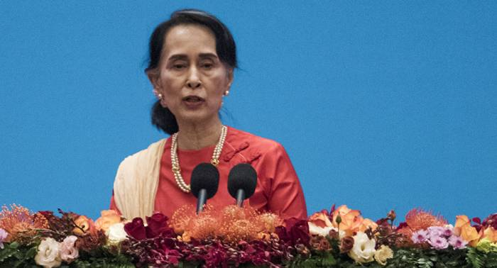 Protests as Myanmar parliament debates new curbs on demonstrations