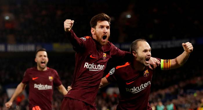 After 9 years, Messi finally scores against Chelsea, shakes Twitterland