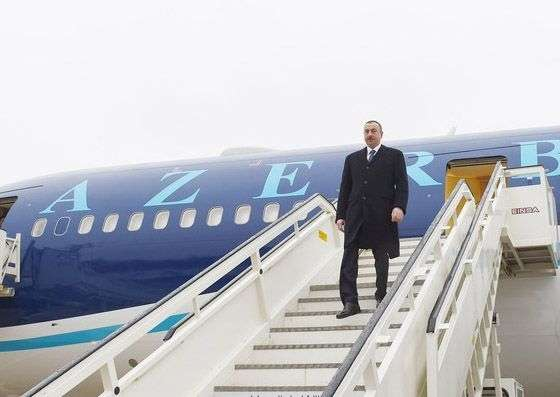 Preparation underway for Azerbaijani president's visit to Turkmenistan