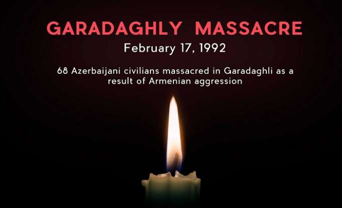 Garadaghly Massacre through the eyes of witness