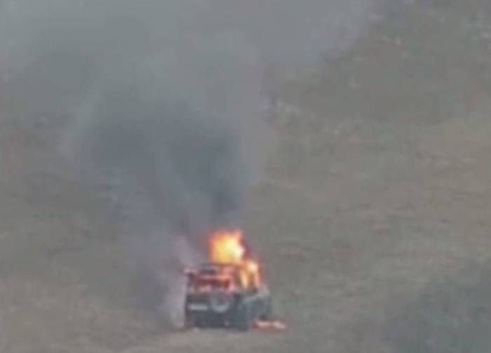 Failed provocation of the enemy at the state border -VIDEO