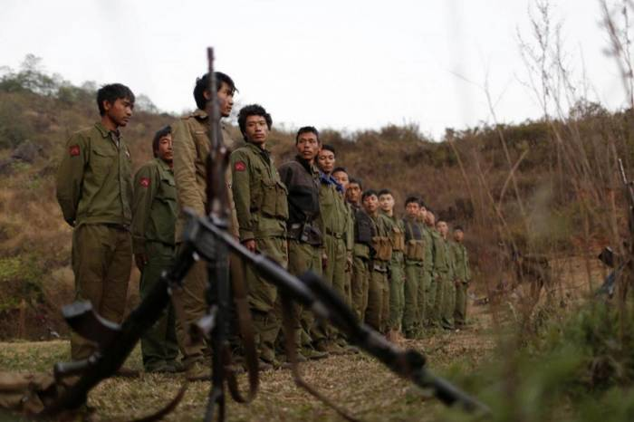 Myanmar signs ceasefire with two rebel groups amid decades of conflict