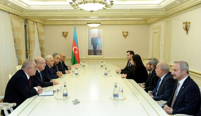 Azerbaijan, Turkey discuss interparliamentary ties