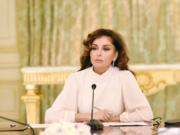 Mehriban Aliyeva is the most influential woman in the South Caucasus - PHOTOS
