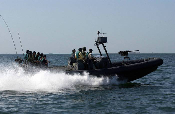 Iran seizes 4 trespassing Indian fishing boats, arrests crew