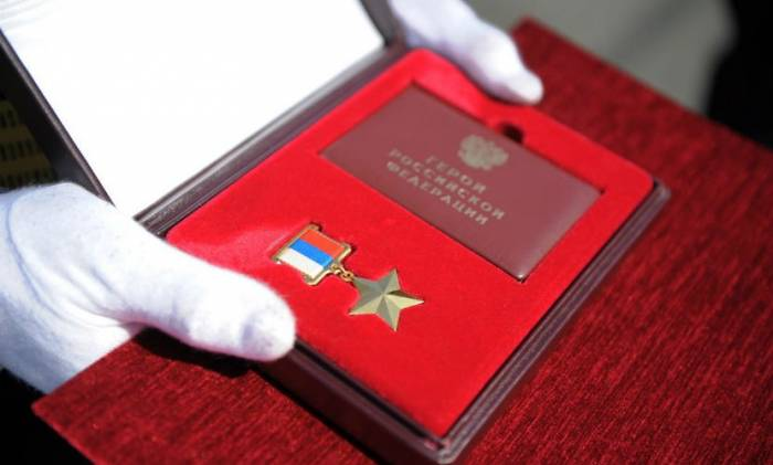 Pilot shot down in Syria nominated for Hero of Russia title