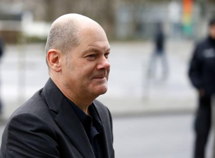 Scholz weicht Aussage zu Übernahme des Finanzministeriums aus