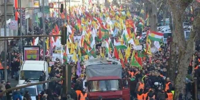 Polizei verbietet PKK-Demo in Köln