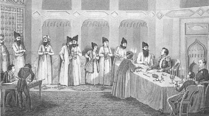 Seit der Unterzeichnung des Turkmenchay-Vertrags sind 190 Jahre vergangen