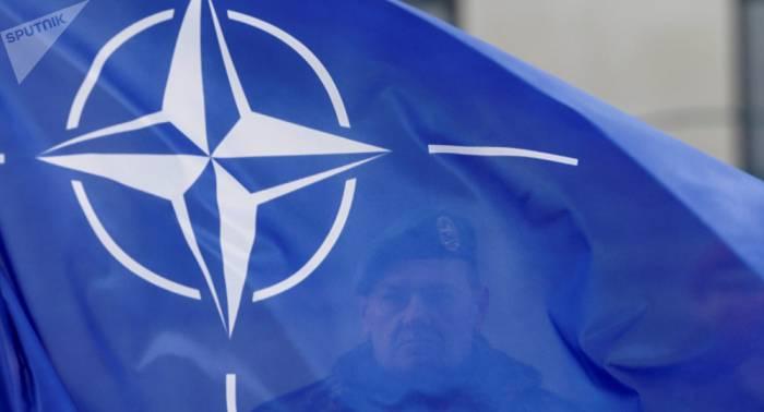 Feindstaaten-Meeting der NATO in München