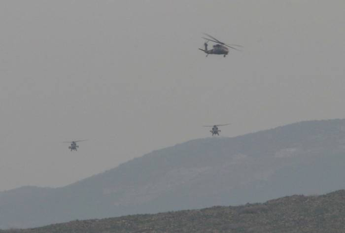 2 Turkish pilots martyred in Syria helicopter crash