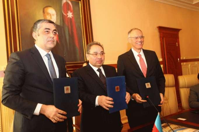 Besuch in Aserbaidschan: Wissenschaftliche Zusammenarbeit soll intensiviert werden