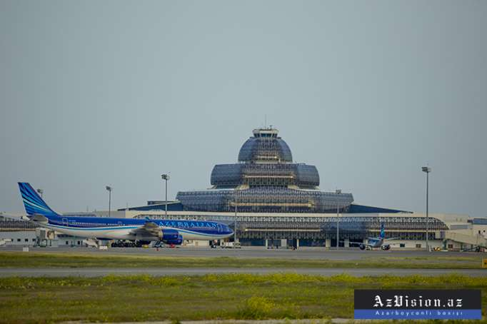 Aeropuerto Internacional Heydar Aliyev sirve a más pasajeros desde principios de 2018