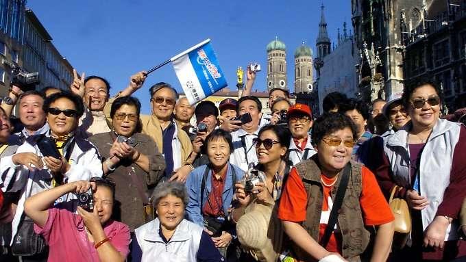 Chinesen treten weltgrößte Reisewelle los
