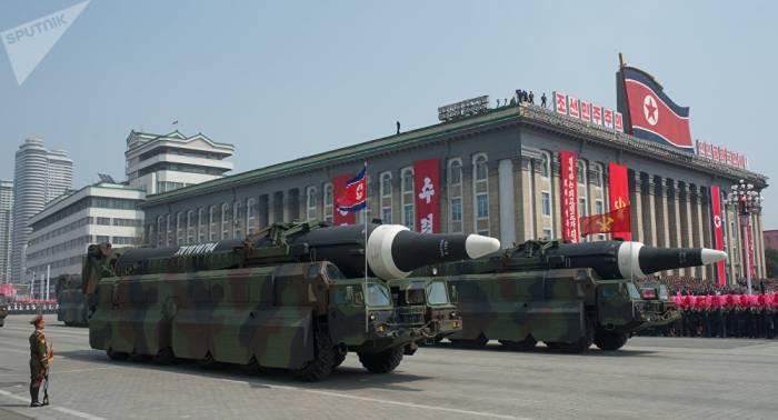 ¿Se prepara Corea del Norte para destruir los portaviones de EEUU?