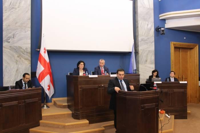 L'expérience azerbaïdjanaise s'invite aux réunions des commissions de l'AP de l'Euronest