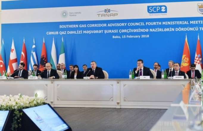 New agreement with EU to create a new co-op format - Ilham Aliyev