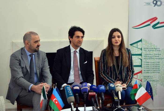 Baku to host Italian Design Day