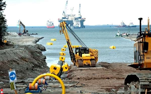 Turkish Stream offshore section laid at 48 %