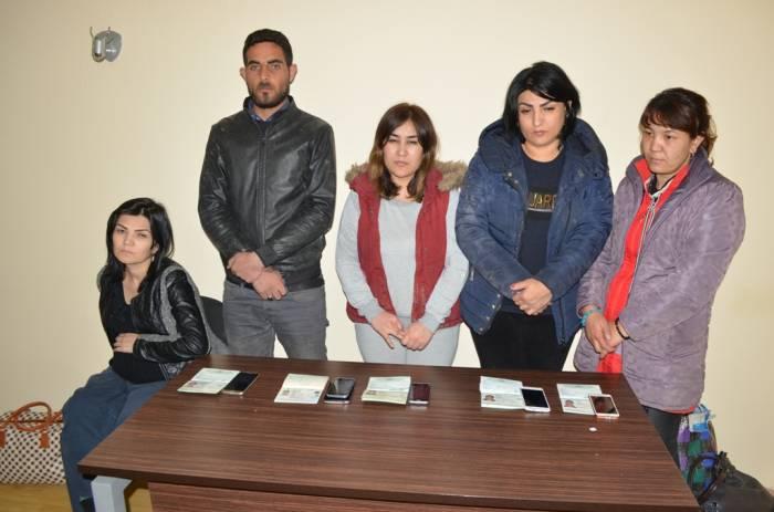 Bei dem Versuch, die aserbaidschanisch-iranische Grenze zu überqueren, wurden Bürgerinnen Usbekistans und Kirgisistans festgenommen