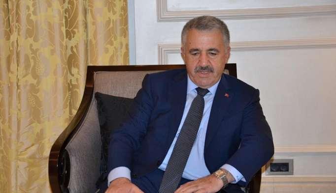 BTK Eisenbahn trägt zur Entwicklung von Regionbei- Minister