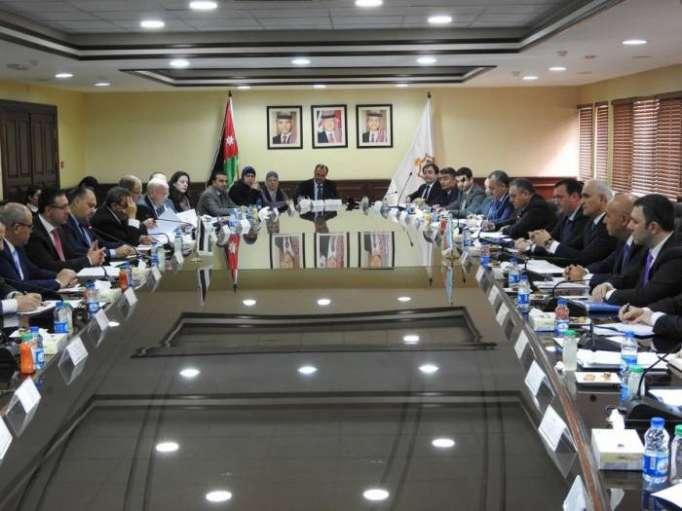 Dritte Sitzung der aserbaidschanisch-jordanischen zwischenstaatlichen Kommission in Amman