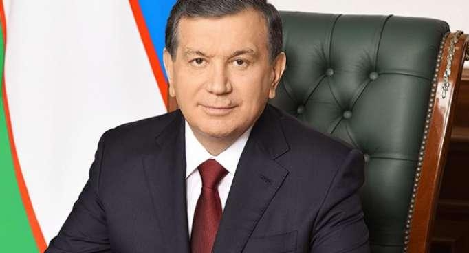Präsident von Usbekistan plant, Aserbaidschan zu besuchen