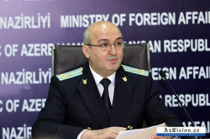 Sumgait-Ereignisse erhielten keine objektive rechtliche Bewertung, sagt Aserbaidschanische seite