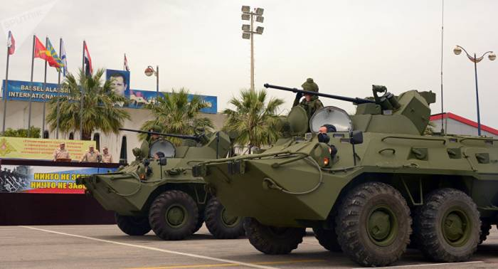 Russland testet Hunderte Waffentypen – von US-Schlag gegen Rüstungsbranche keine Spur