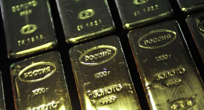 Goldreserven wachsen und wachsen – Russland hängt China ab