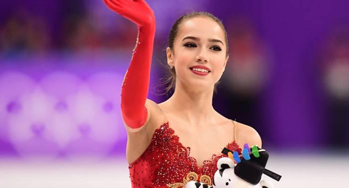 Doppelerfolg bei Olympia: Russische Eiskunstläuferinnen holen Gold und Silber