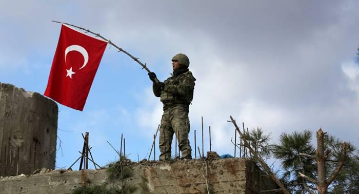 Turquía afirma haber neutralizado a 44 terroristas en Afrín en la última jornada