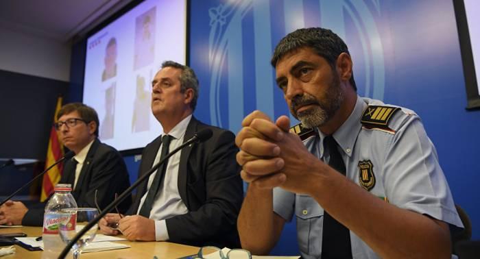 El exjefe de la policía catalana declara como imputado por su actuación en el referéndum