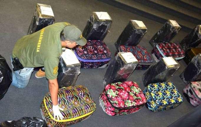 Fast 400 Kilo Kokain in russischer Botschaft entdeckt