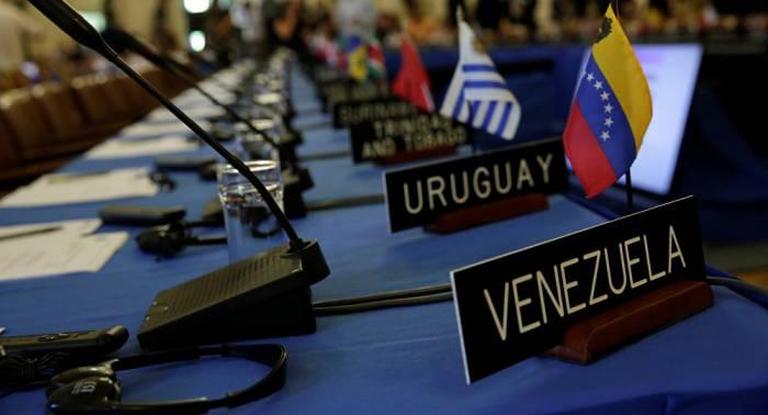 Venezuela denuncia injerencia de la OEA en elecciones presidenciales