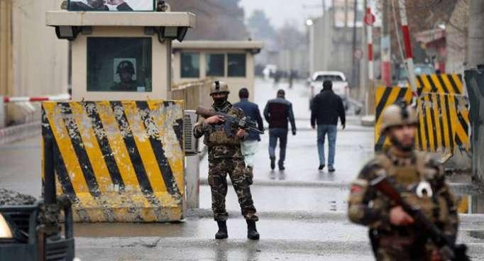 "Selbstmordattentat in ""grüner Zone"" in Kabul: Opfer unter Zivilisten"