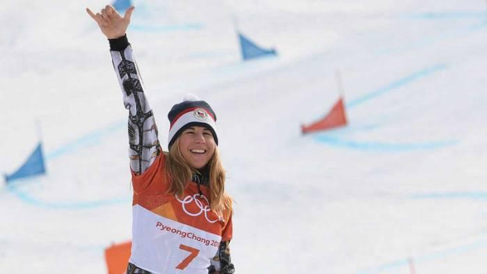Ledecka hace historia y gana el oro en dos deportes distintos en los mismos Juegos